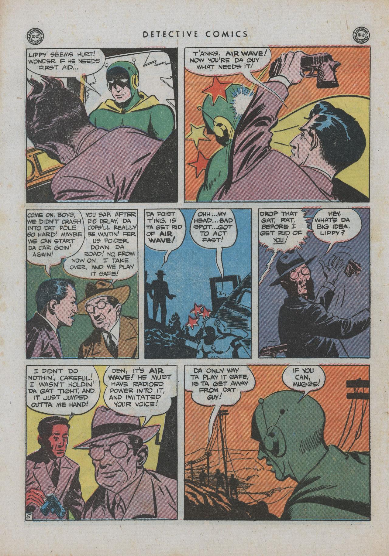 Read online Detective Comics (1937) comic -  Issue #99 - 49