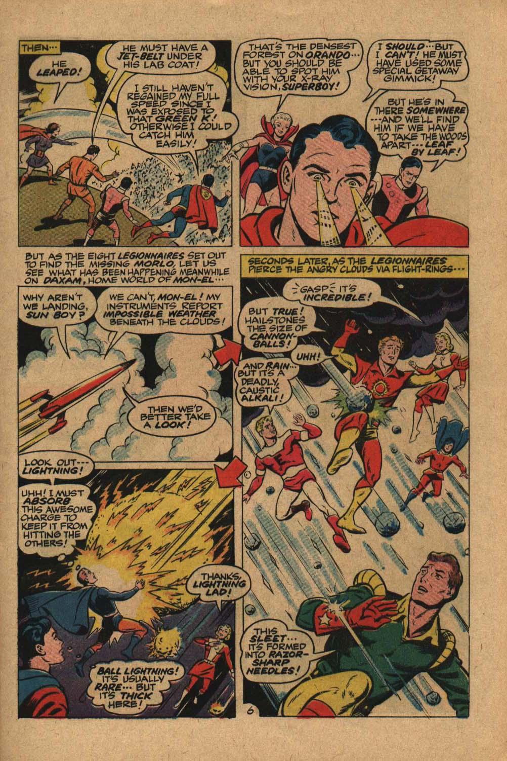 Read online Adventure Comics (1938) comic -  Issue #363 - 9