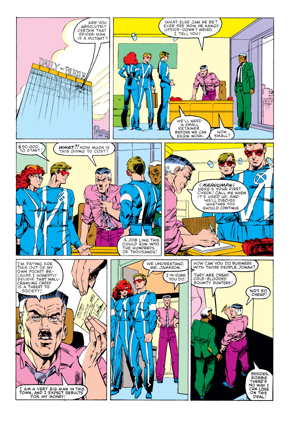 The Amazing Spider-Man (1963) 282 Page 9