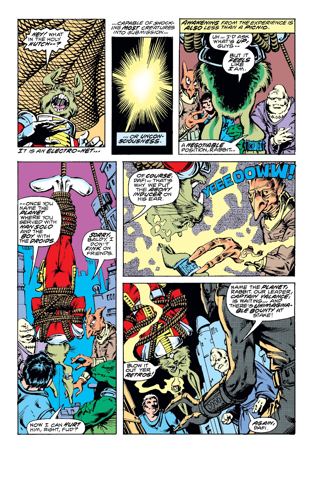 Read online Star Wars Legends: The Original Marvel Years - Epic Collection comic -  Issue # TPB 1 (Part 3) - 84