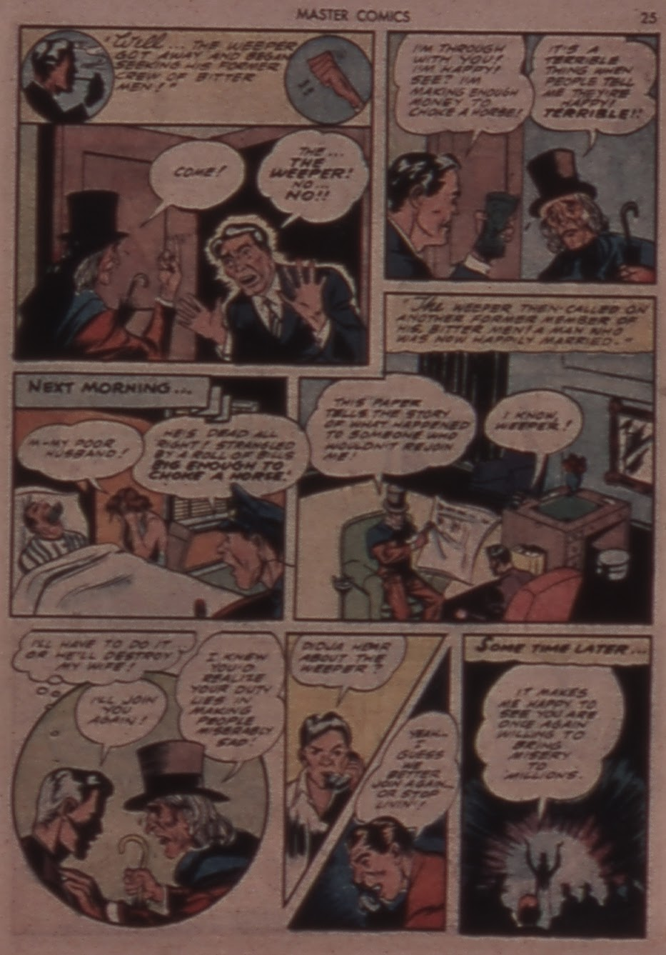 Master Comics issue 30 - Page 25