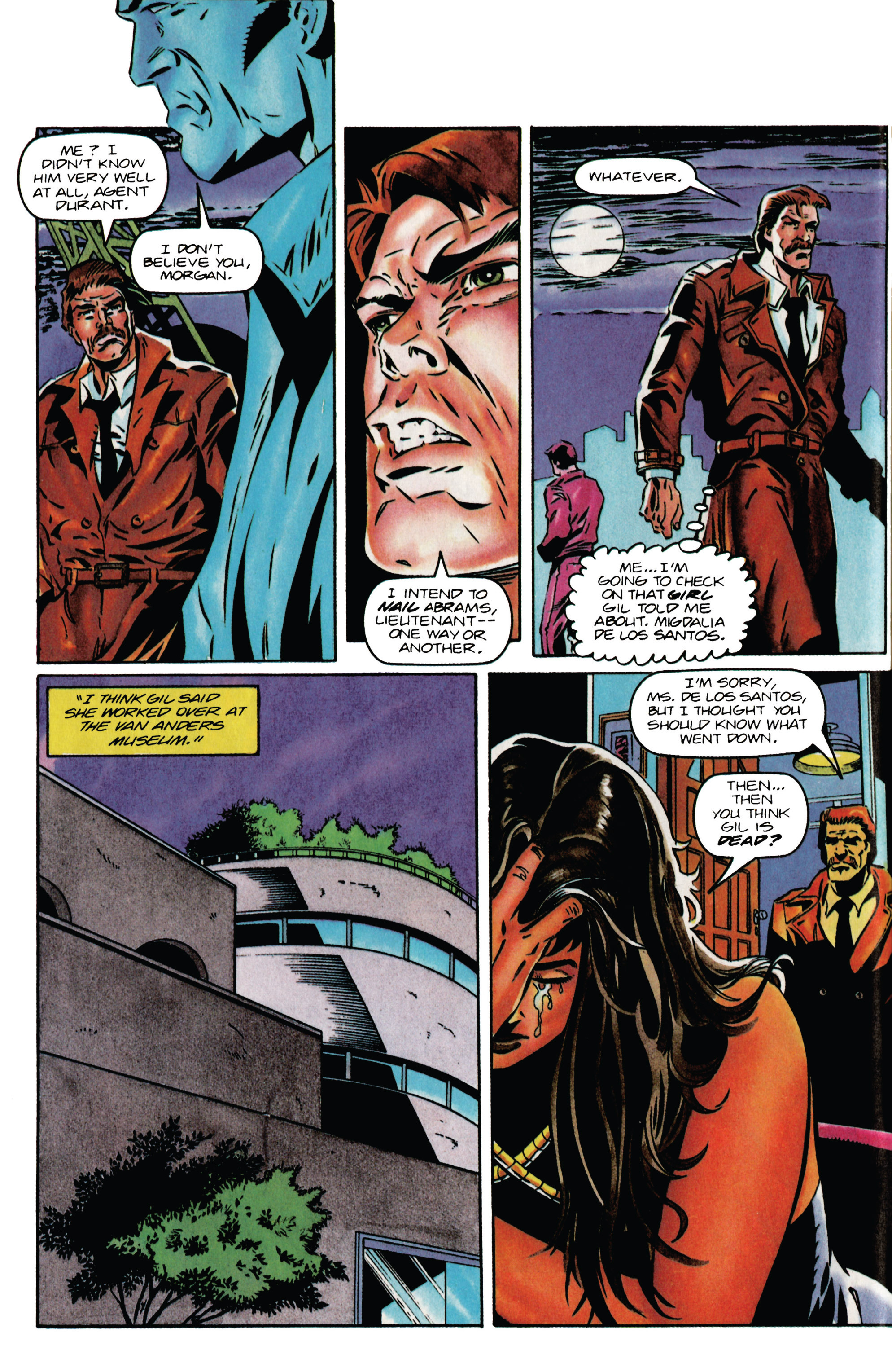 Read online Eternal Warrior (1992) comic -  Issue #34 - 8