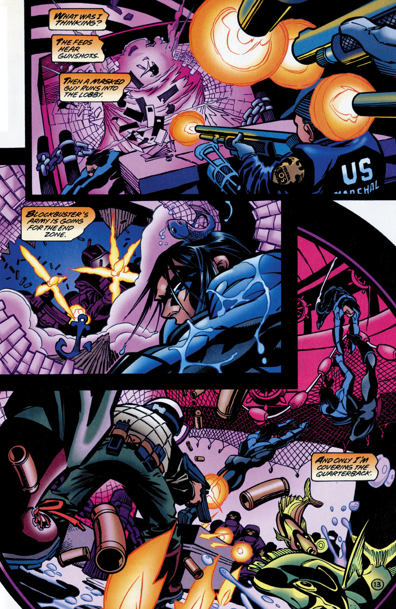 Read online Nightwing (1996) comic -  Issue #0.5 - 15