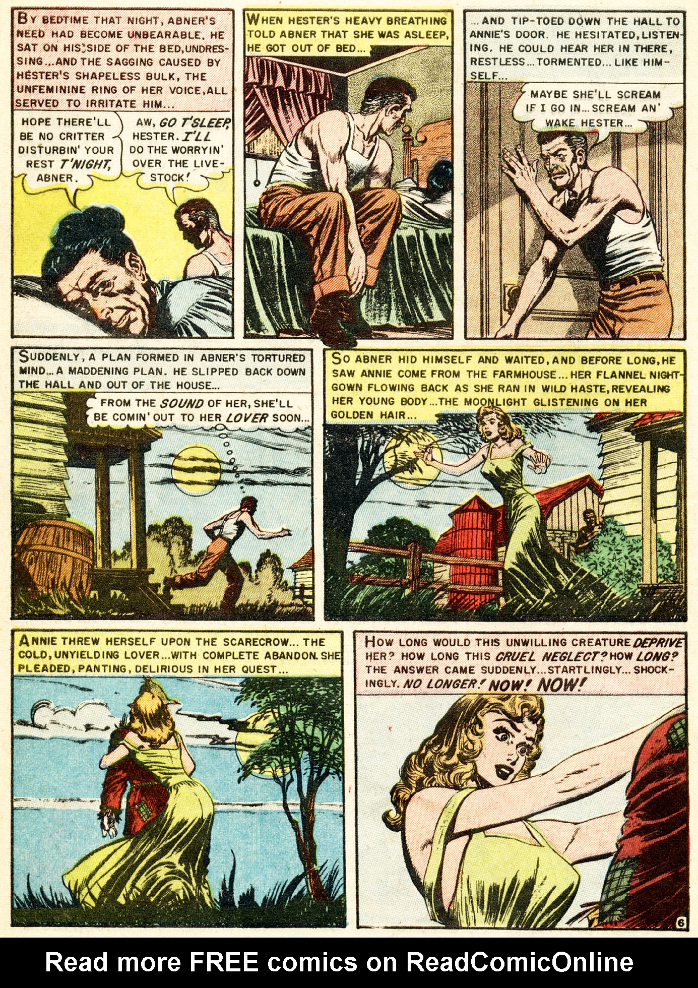 Read online Shock SuspenStories comic -  Issue #17 - 8