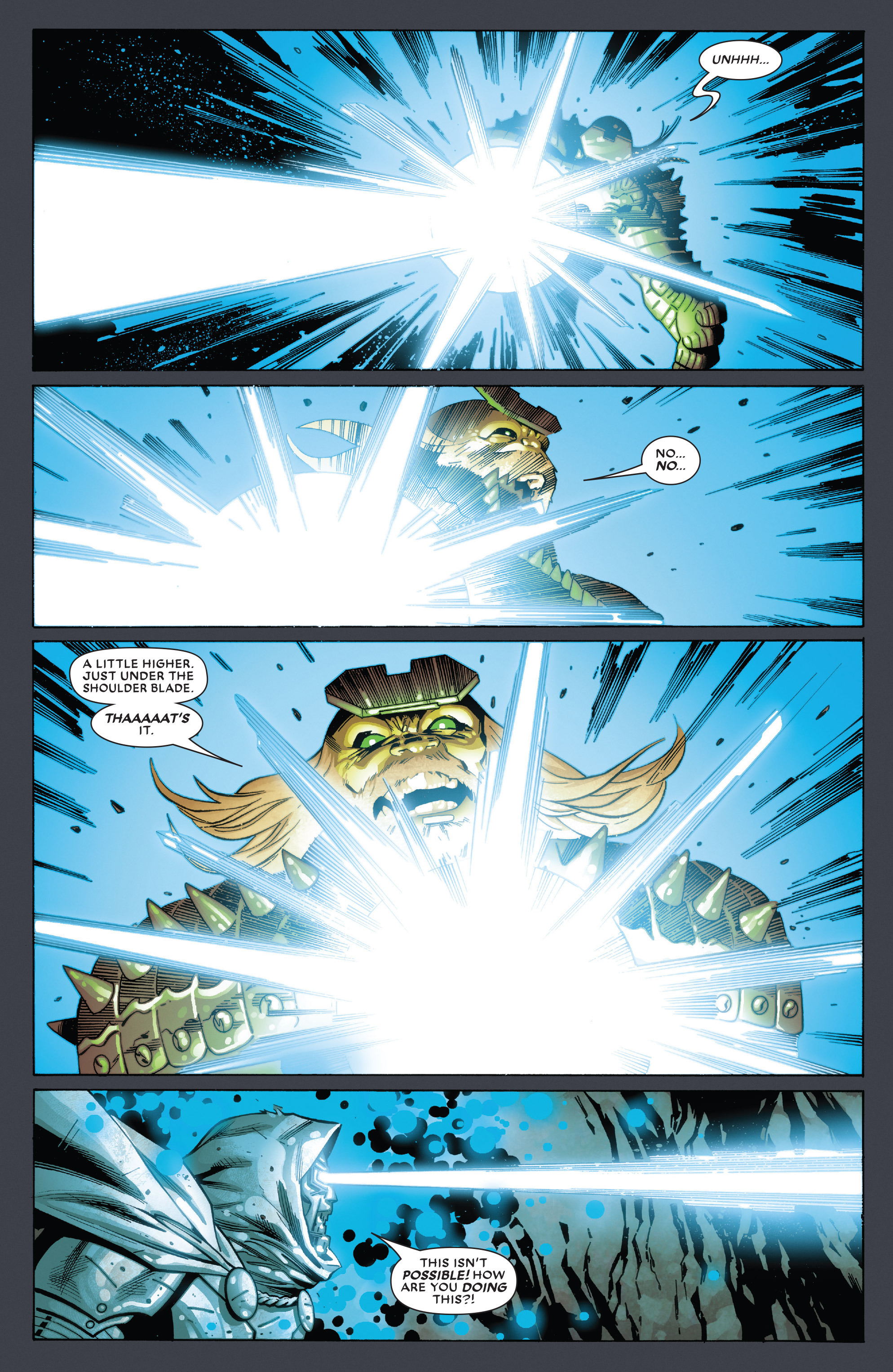 Read online Future Imperfect comic -  Issue #5 - 17