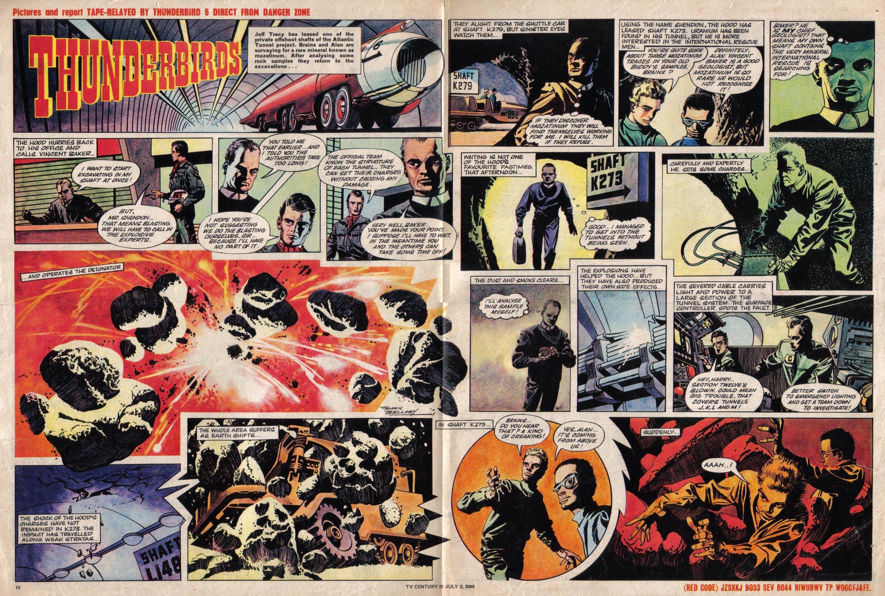 Read online TV Century 21 (TV 21) comic -  Issue #76 - 10