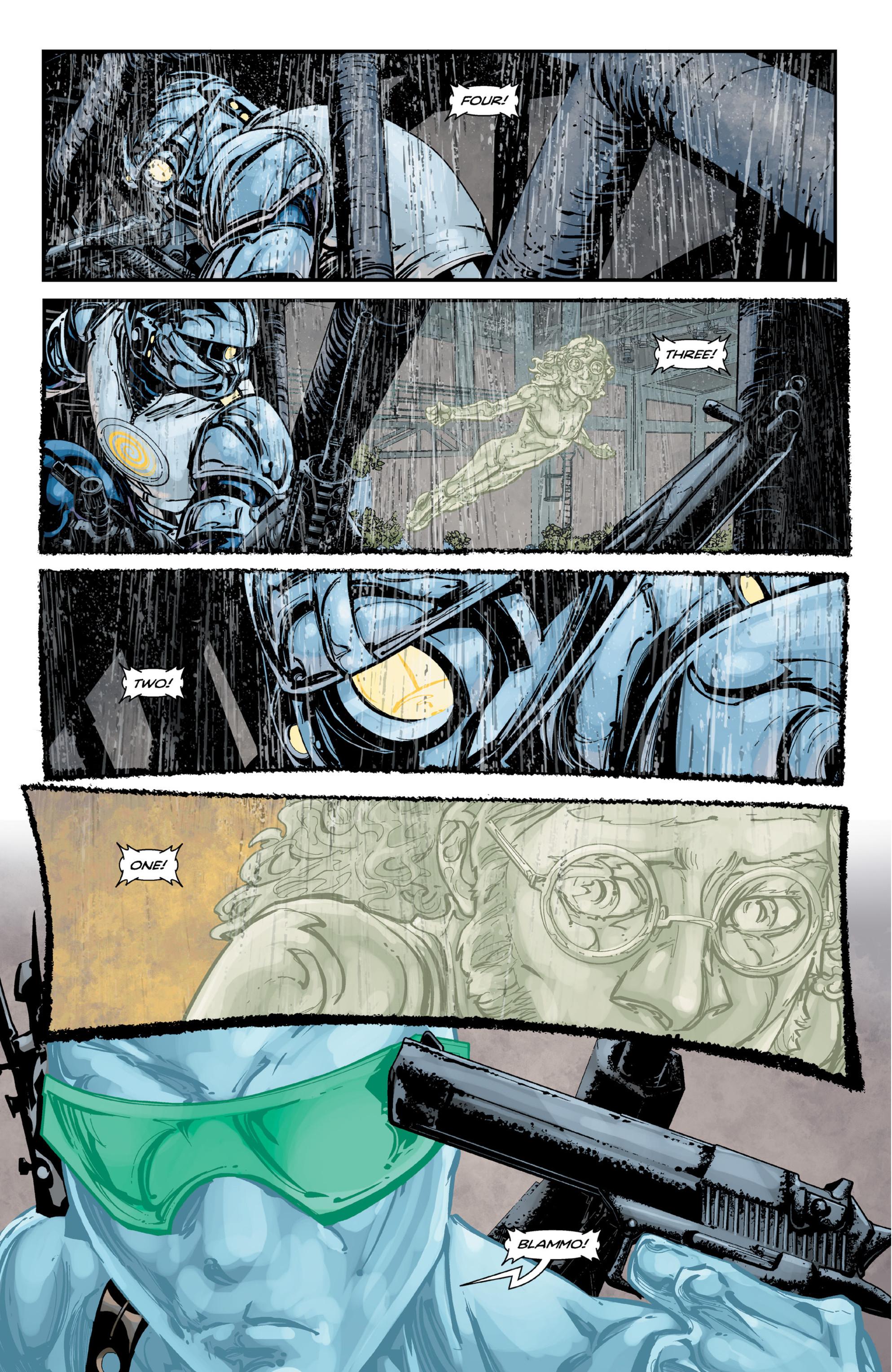 Read online Brain Boy:  The Men from G.E.S.T.A.L.T. comic -  Issue # TPB - 85