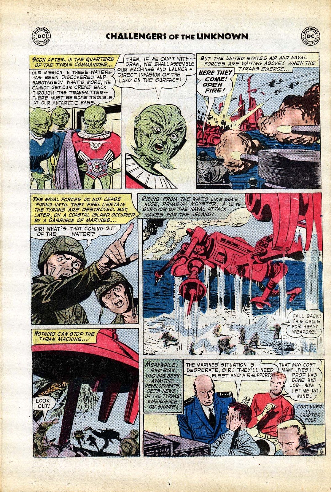 Challengers of the Unknown (1958) issue 80 - Page 26