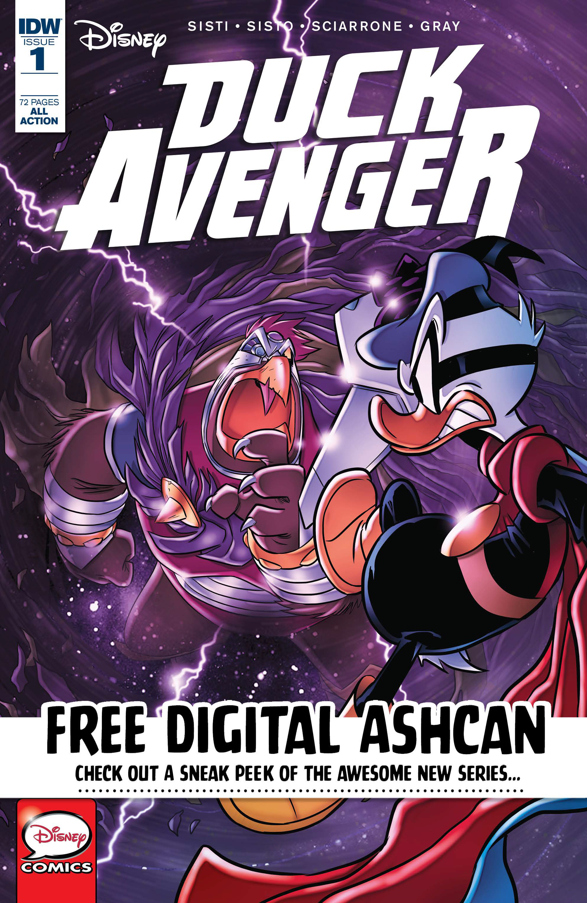 Read online Donald Duck (2015) comic -  Issue #20 - 36