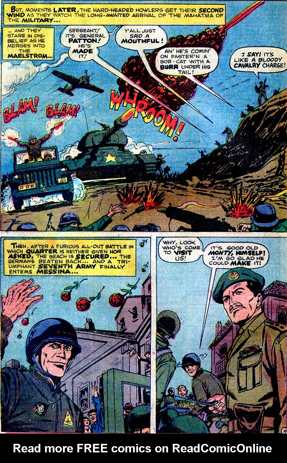 Read online Sgt. Fury comic -  Issue #88 - 28