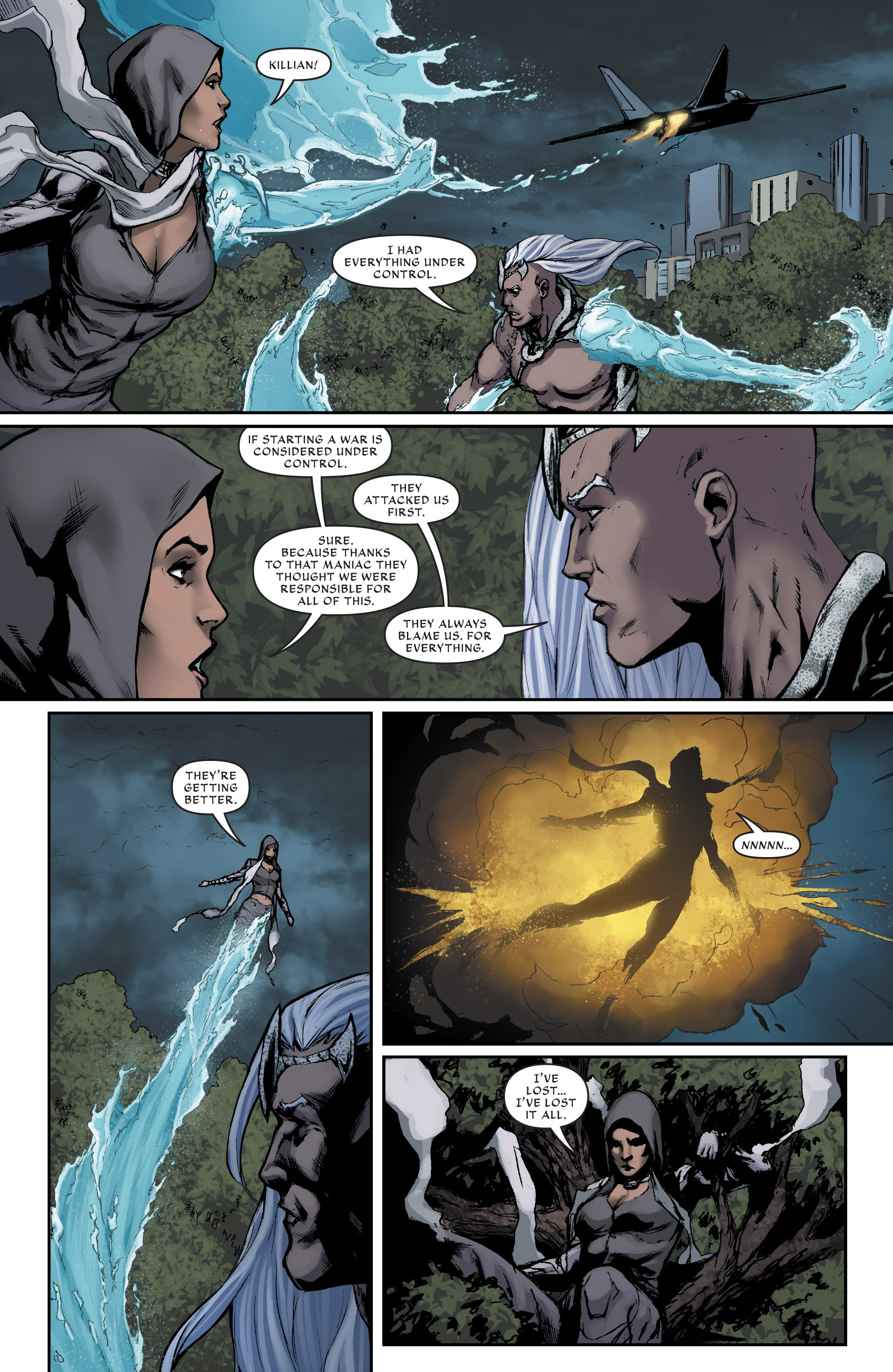 Read online Aspen Universe: Revelations comic -  Issue #3 - 12