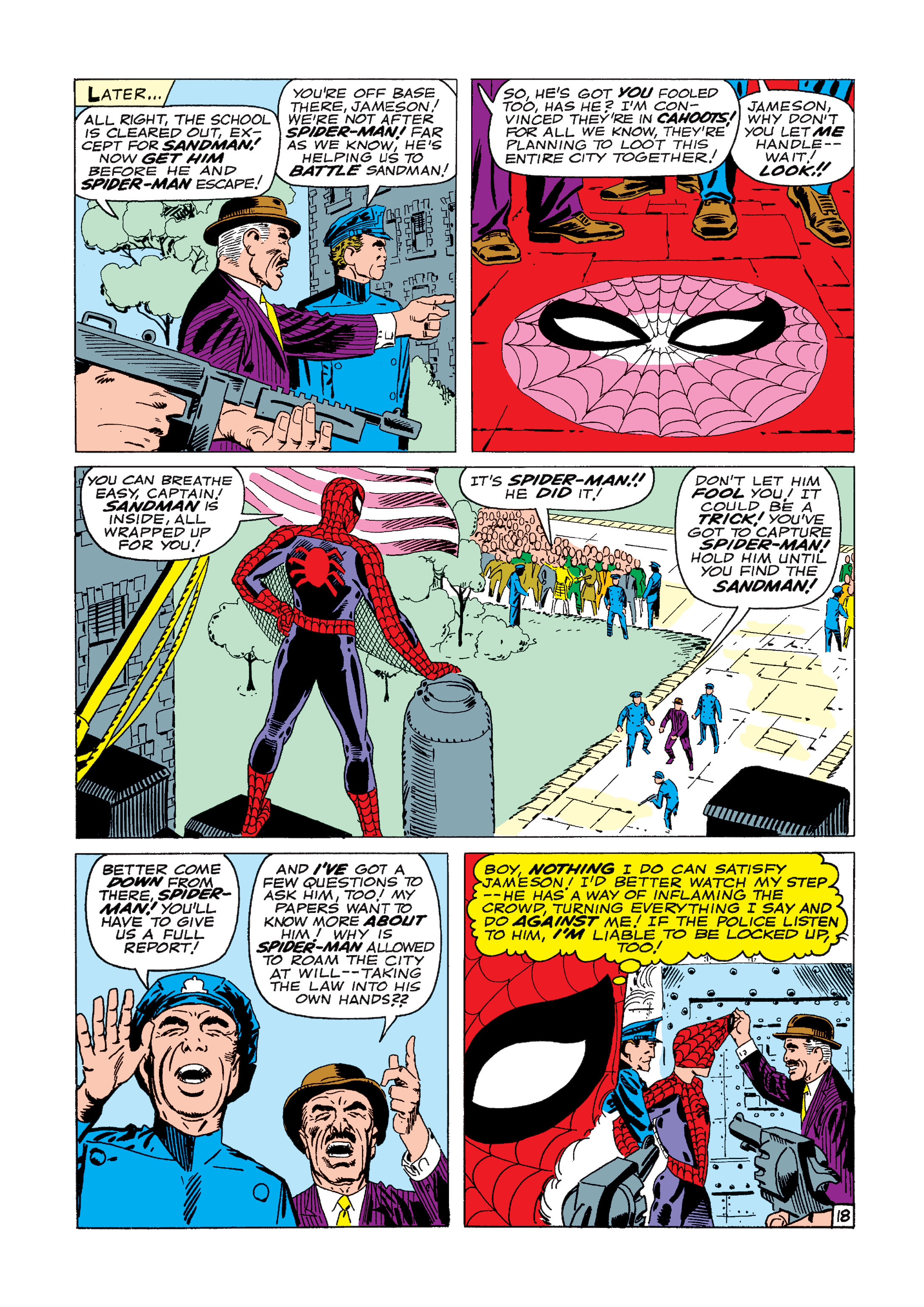The Amazing Spider-Man (1963) 4 Page 18