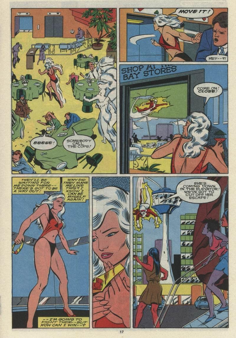 Read online Alpha Flight (1983) comic -  Issue #68 - 19