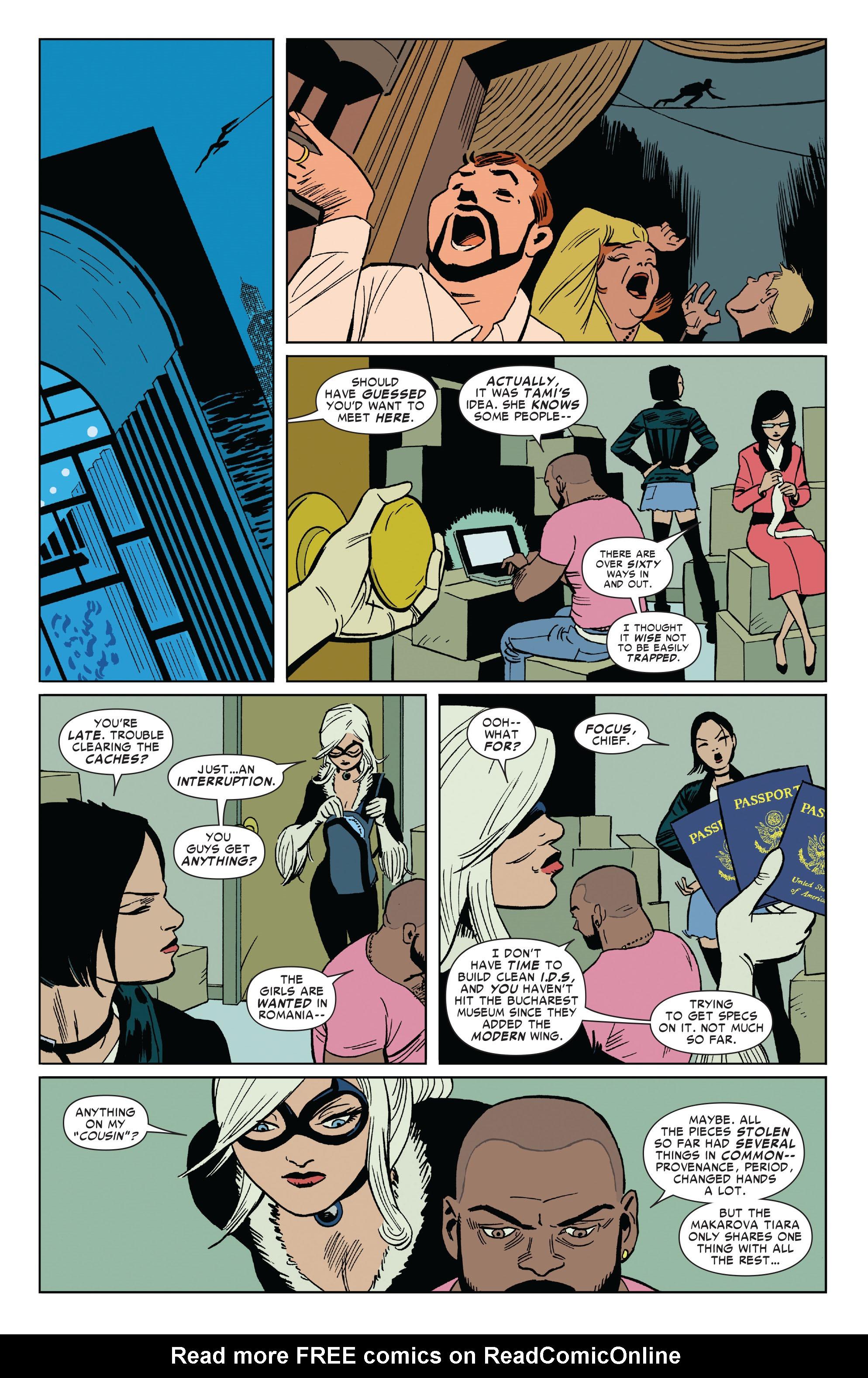 Read online Amazing Spider-Man Presents: Black Cat comic -  Issue #2 - 8