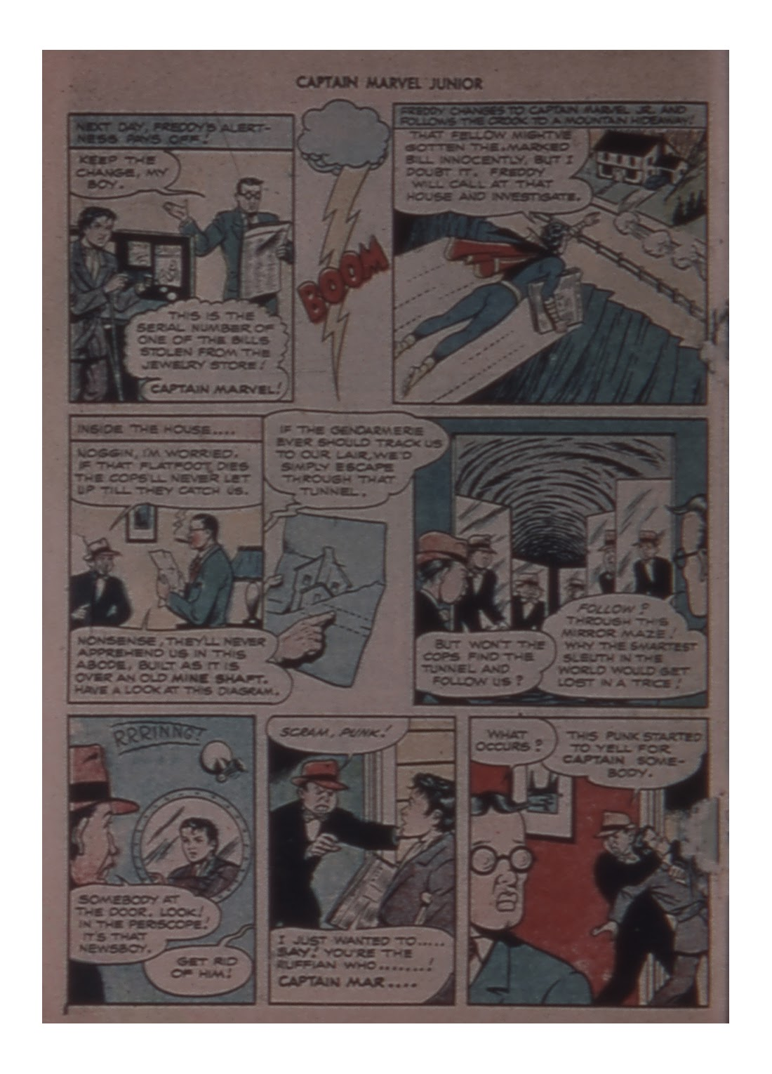 Captain Marvel, Jr. issue 58 - Page 30