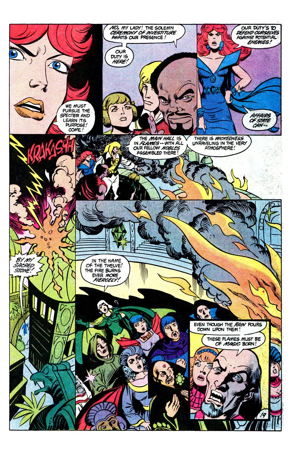Read online Amethyst, Princess of Gemworld comic -  Issue # _Annual 1 - 20