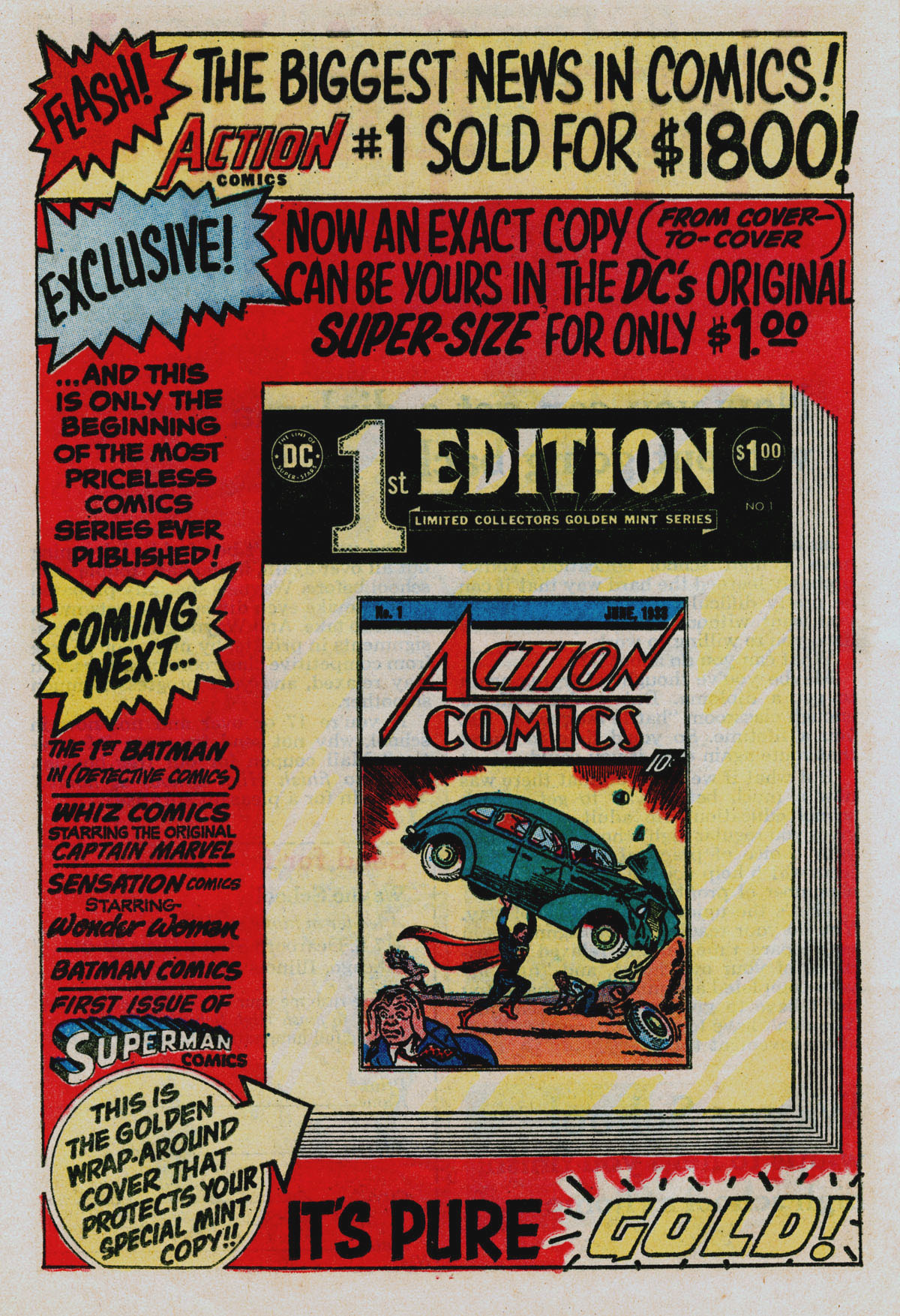 Read online Action Comics (1938) comic -  Issue #432 - 23