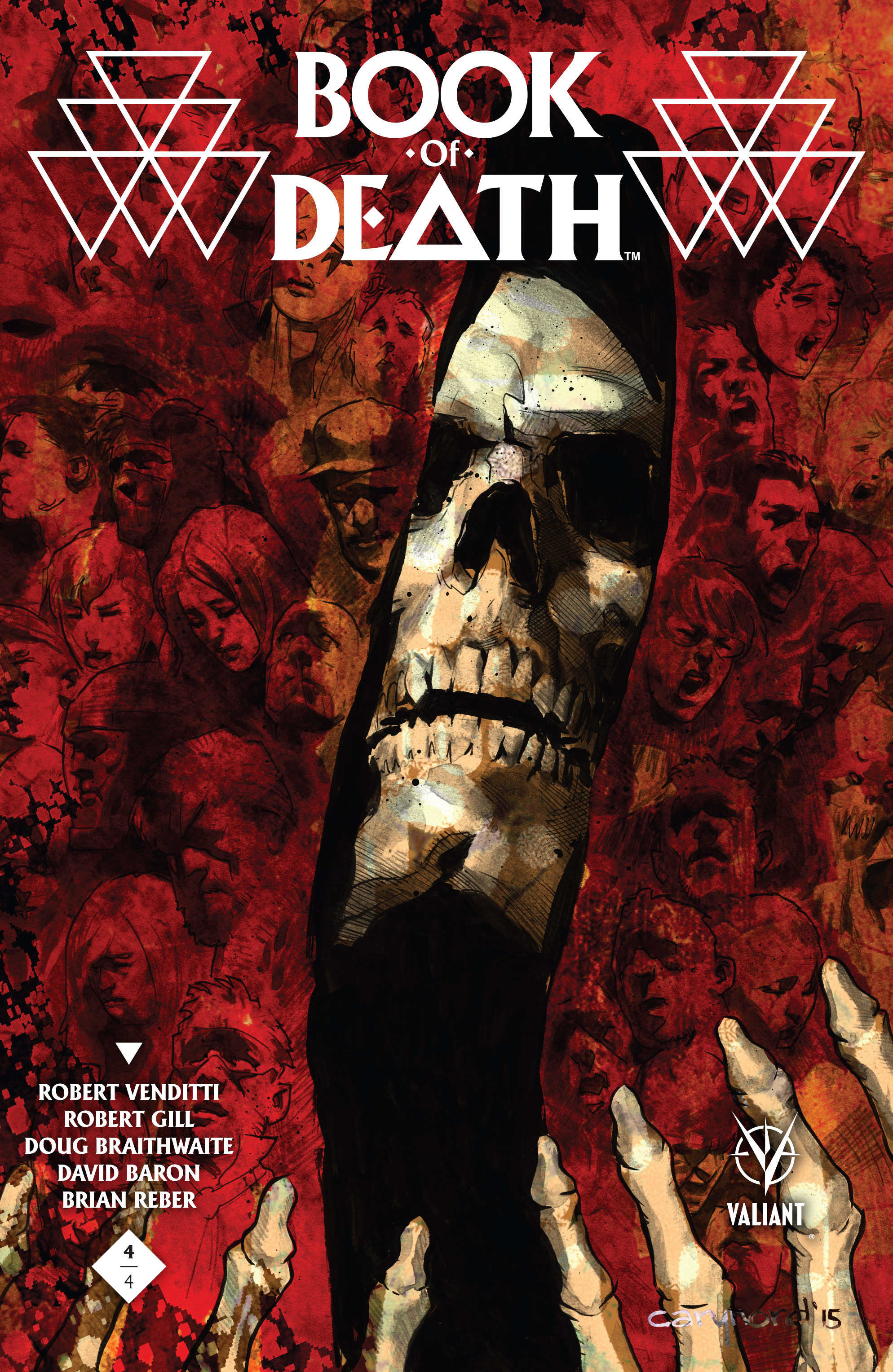 Book of Death Issue 4