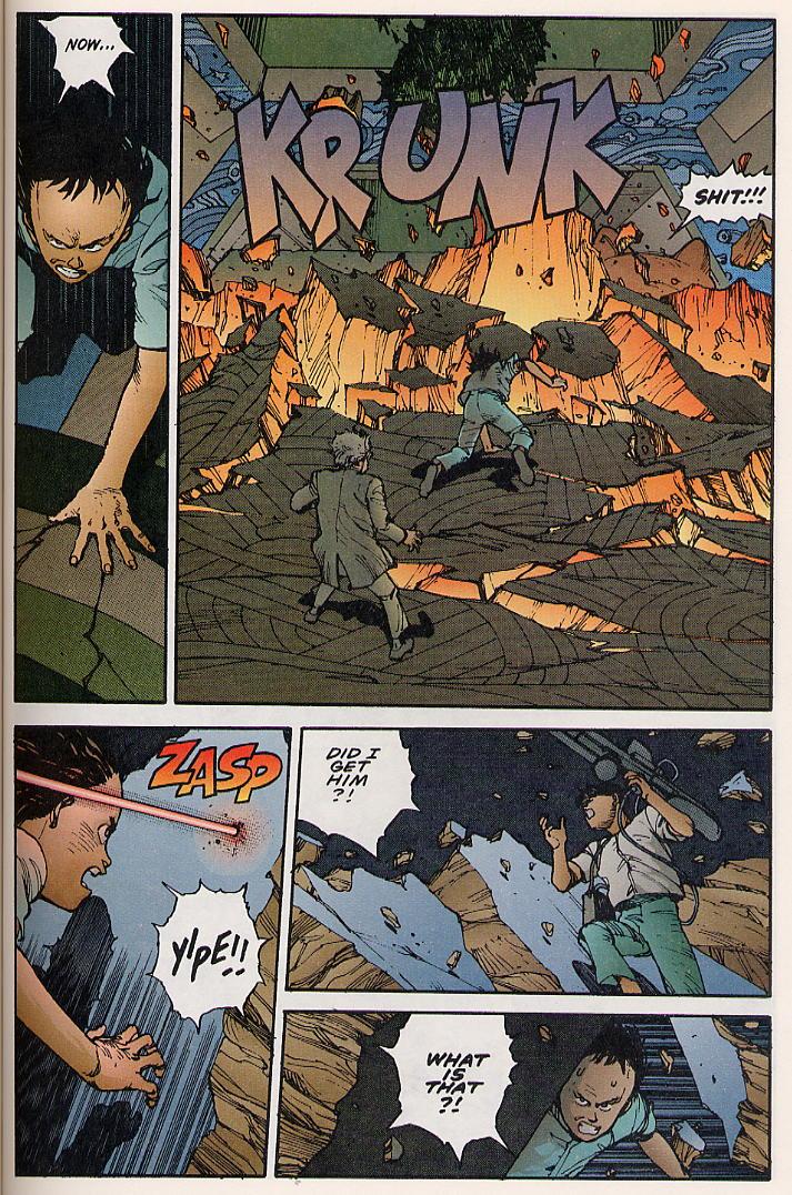 Read online Akira comic -  Issue #8 - 57