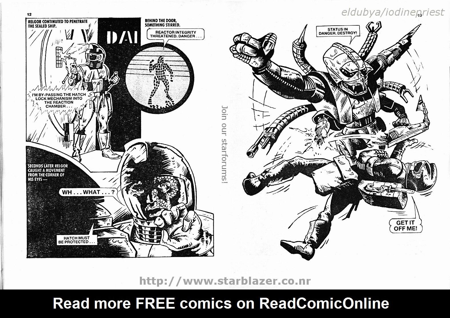 Starblazer issue 242 - Page 8