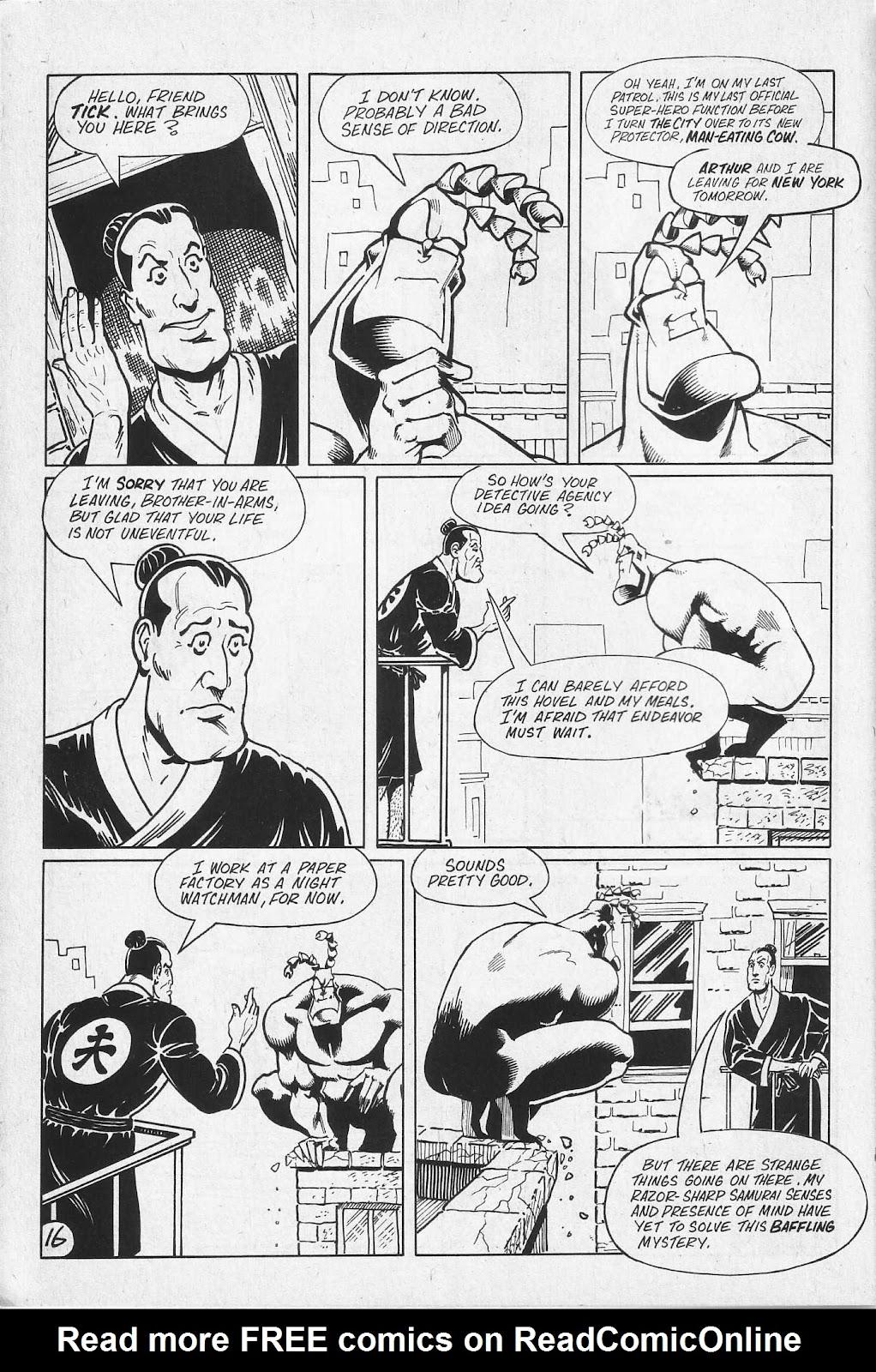 Read online Paul the Samurai (1991) comic -  Issue # TPB - 22