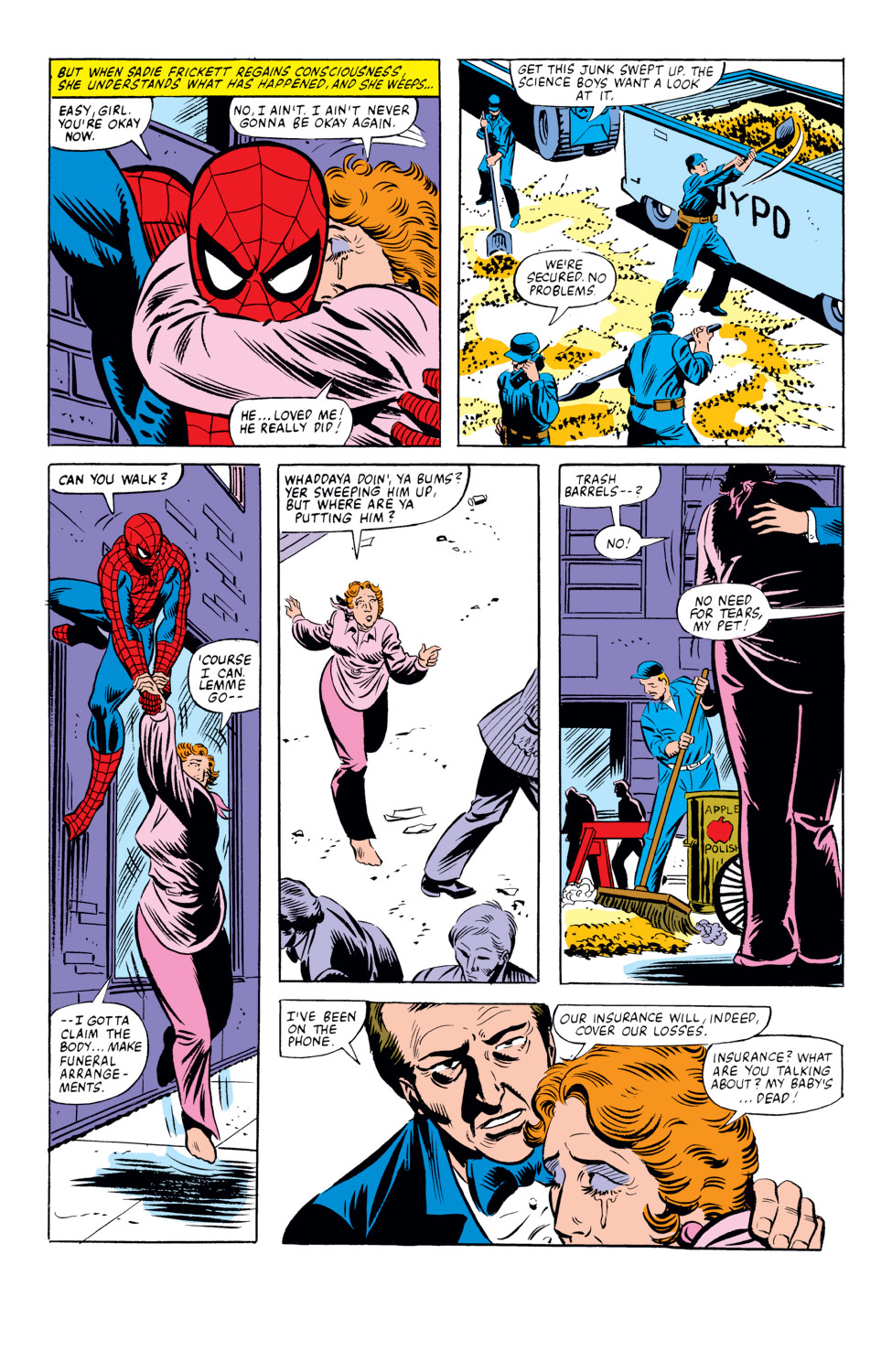 The Amazing Spider-Man (1963) 218 Page 21