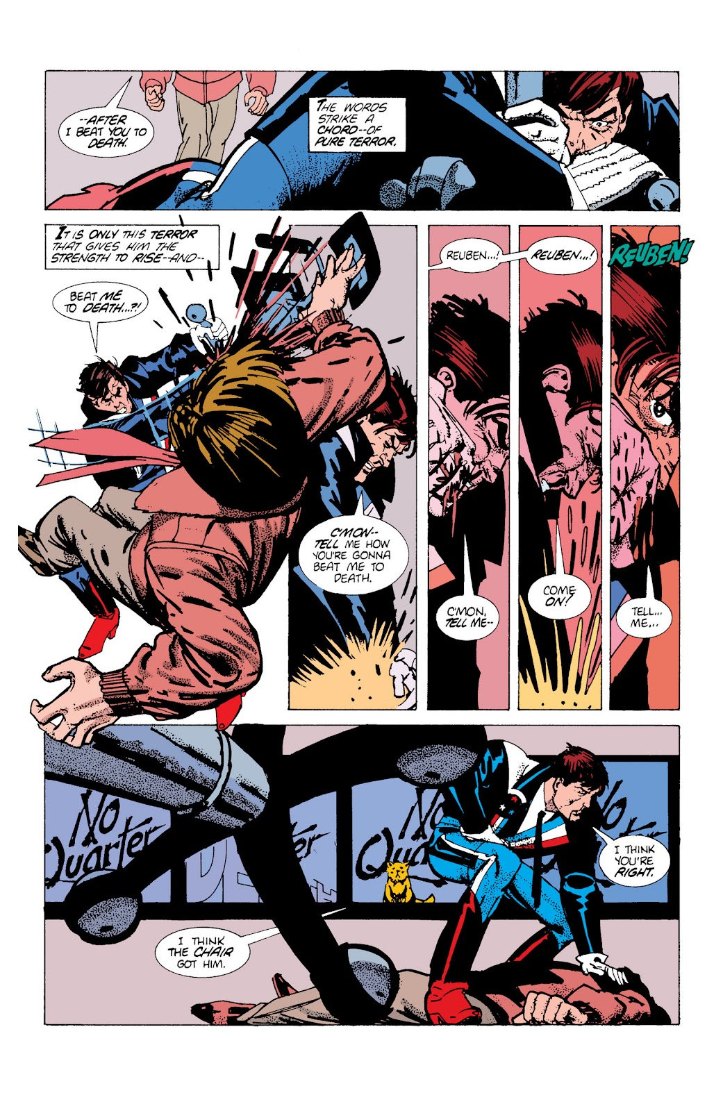 American Flagg! issue Definitive Collection (Part 2) - Page 9