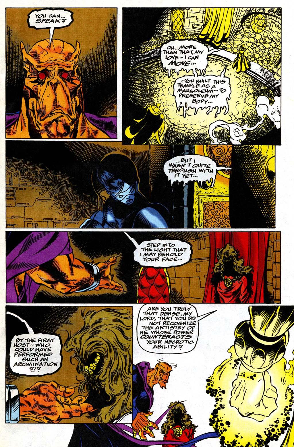 Read online Blackwulf comic -  Issue #8 - 21