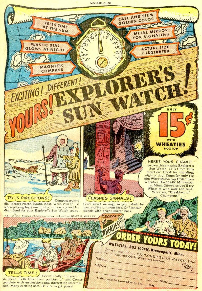 Read online Sensation (Mystery) Comics comic -  Issue #77 - 15