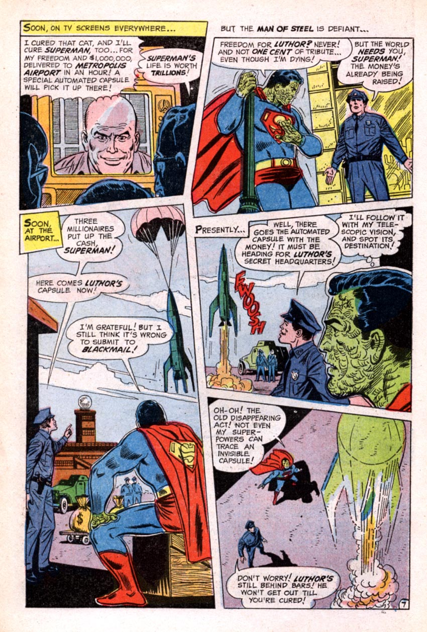 Read online Action Comics (1938) comic -  Issue #364 - 11
