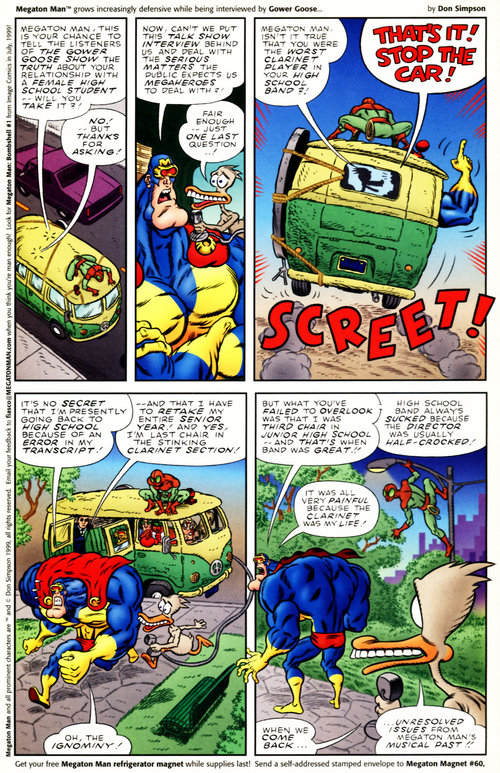 The Savage Dragon (1993) Issue #60 #63 - English 27