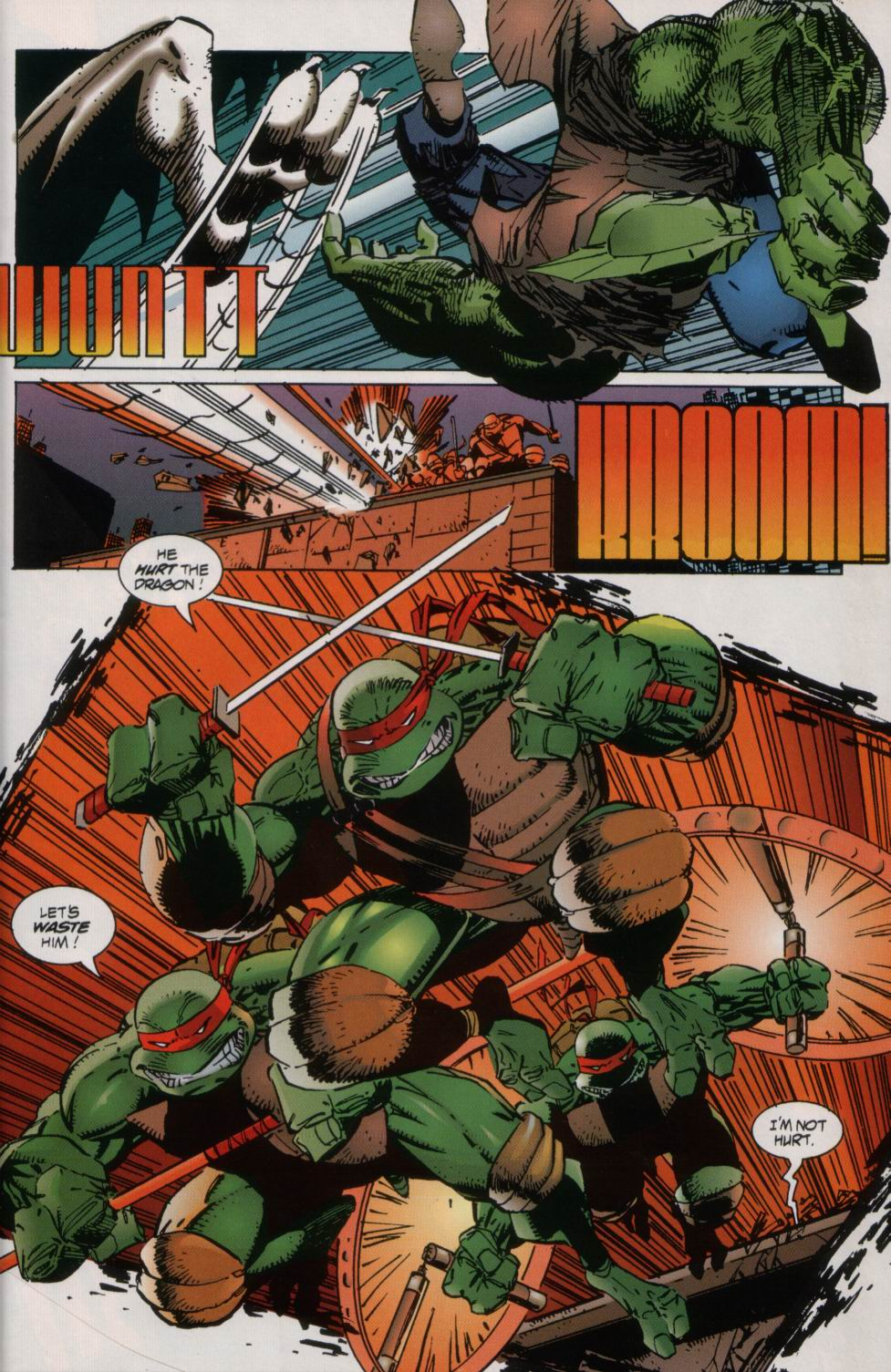 The Savage Dragon (1993) Issue #2 #4 - English 15