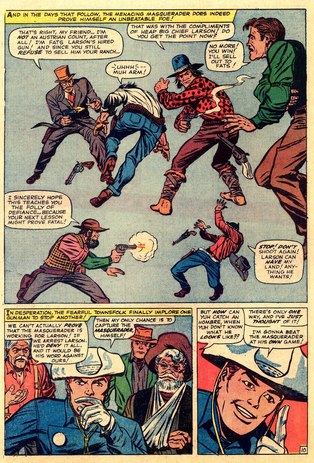 The Rawhide Kid (1955) issue 49 - Page 14