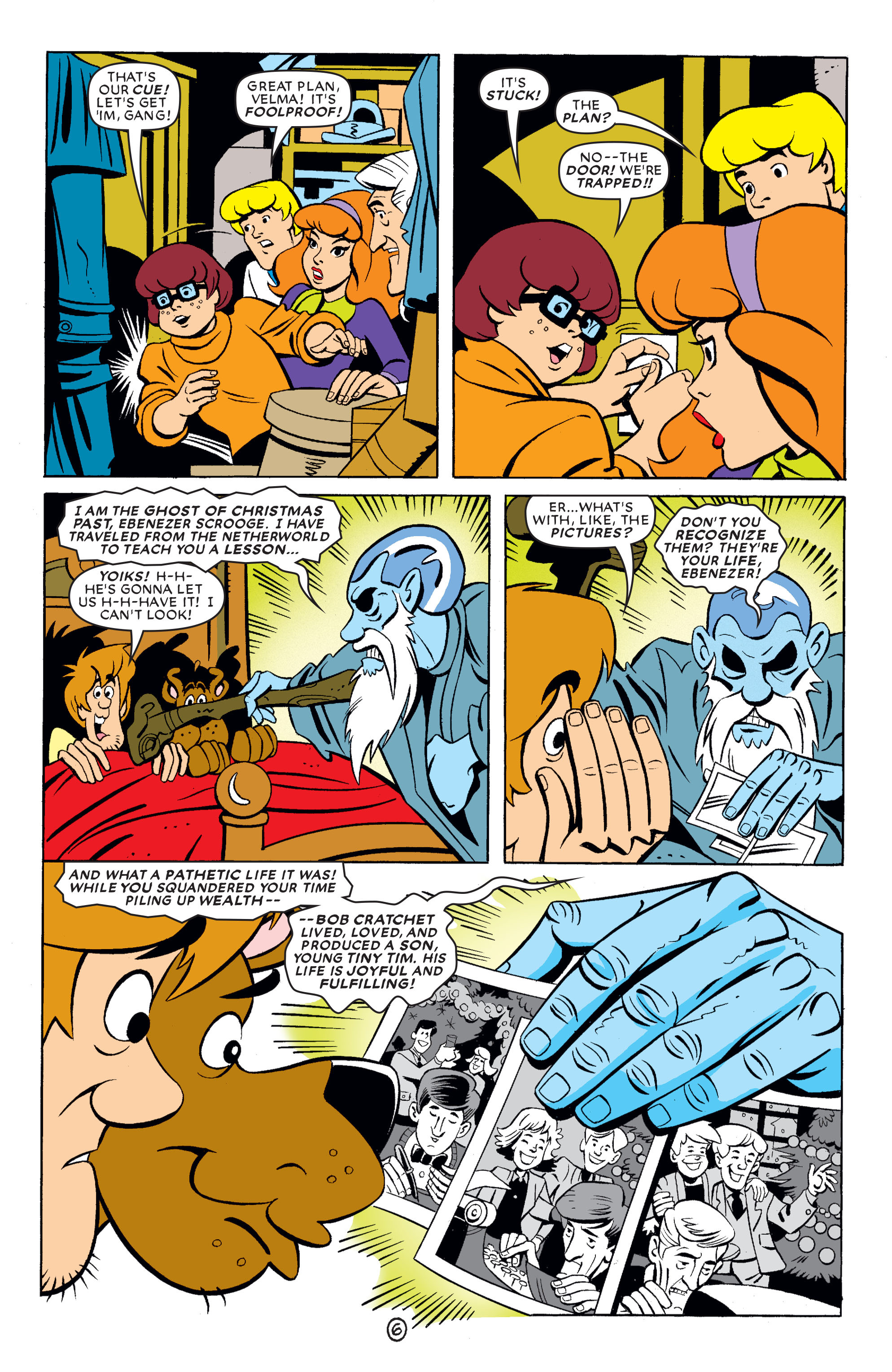 Read online Scooby-Doo (1997) comic -  Issue #67 - 19