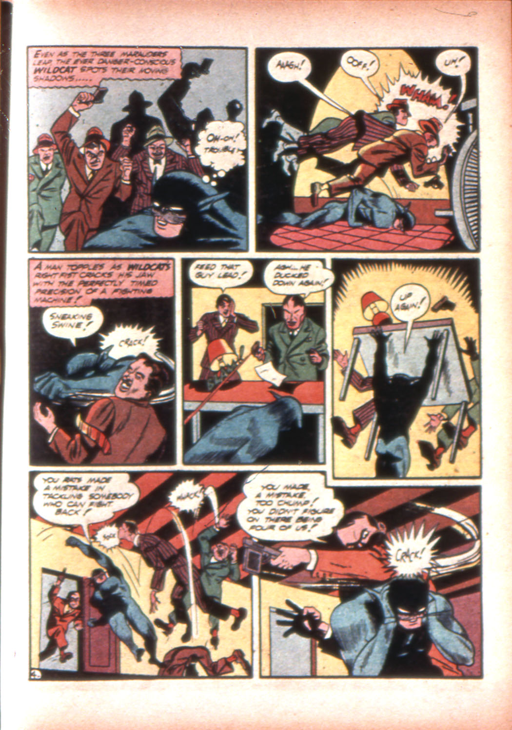 Read online Sensation (Mystery) Comics comic -  Issue #17 - 59