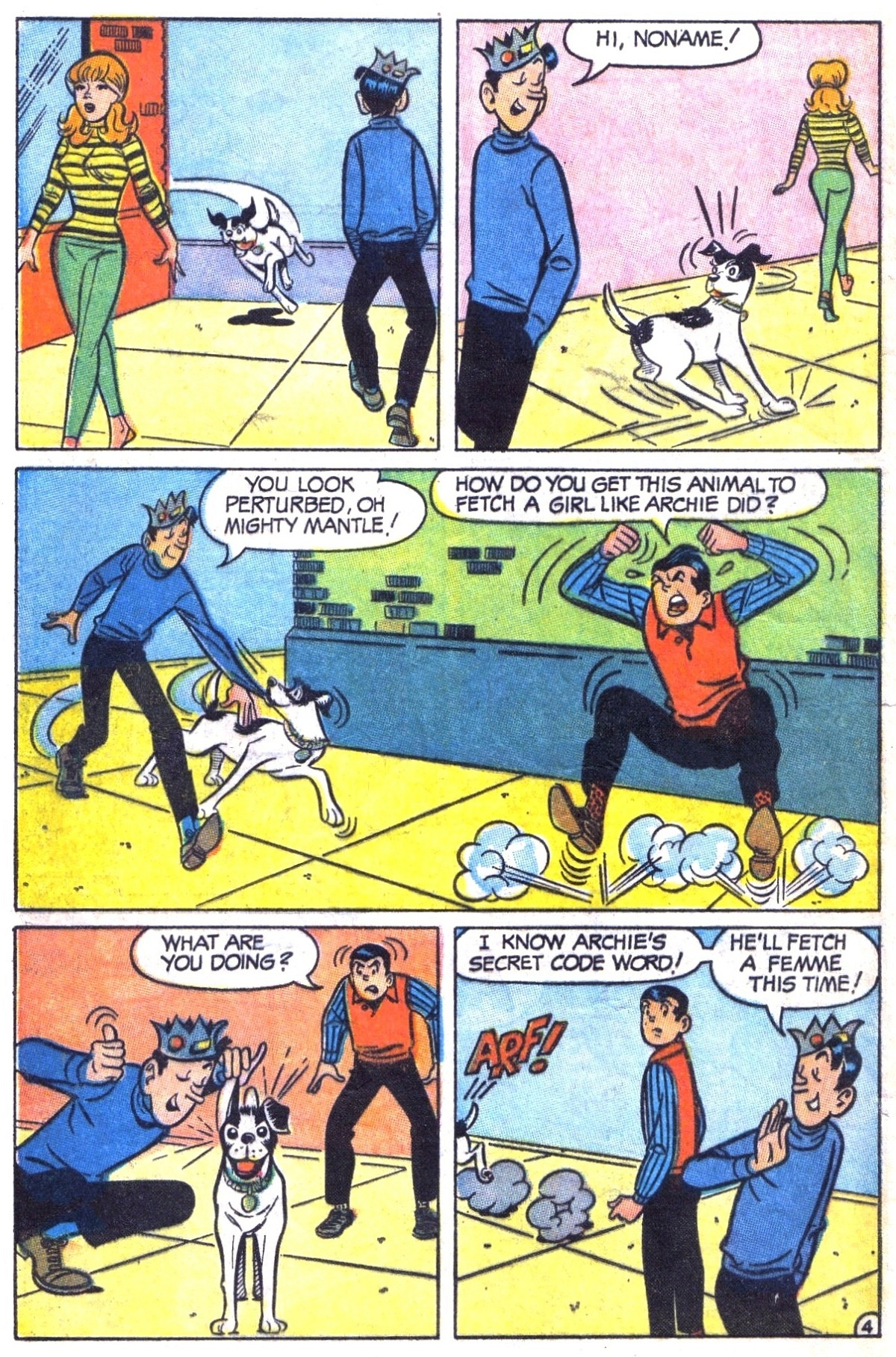 Read online Archie (1960) comic -  Issue #182 - 32
