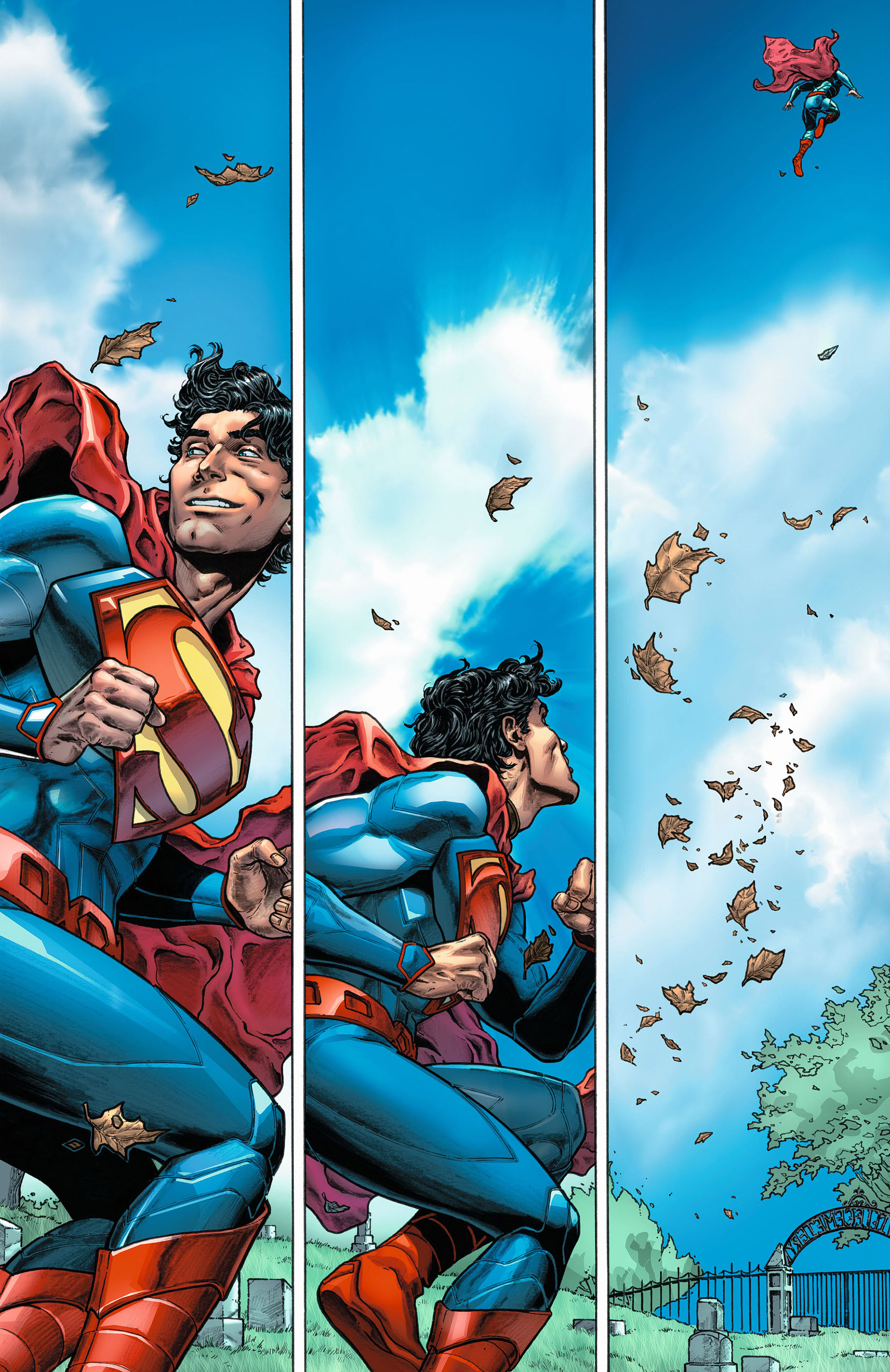 Read online Action Comics (2011) comic -  Issue #8 - 28
