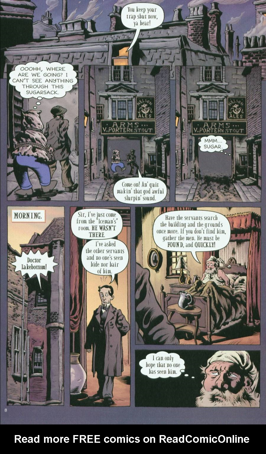 Read online Treehouse of Horror comic -  Issue #7 - 36