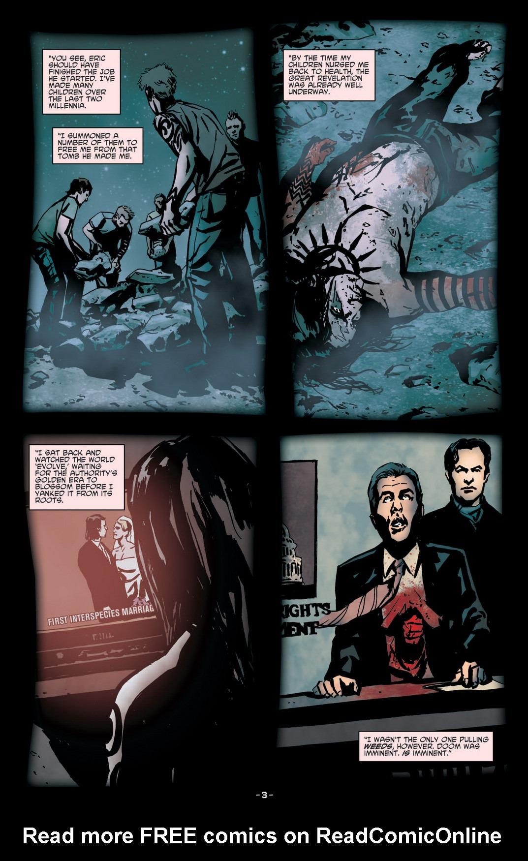 Read online True Blood (2012) comic -  Issue #4 - 5