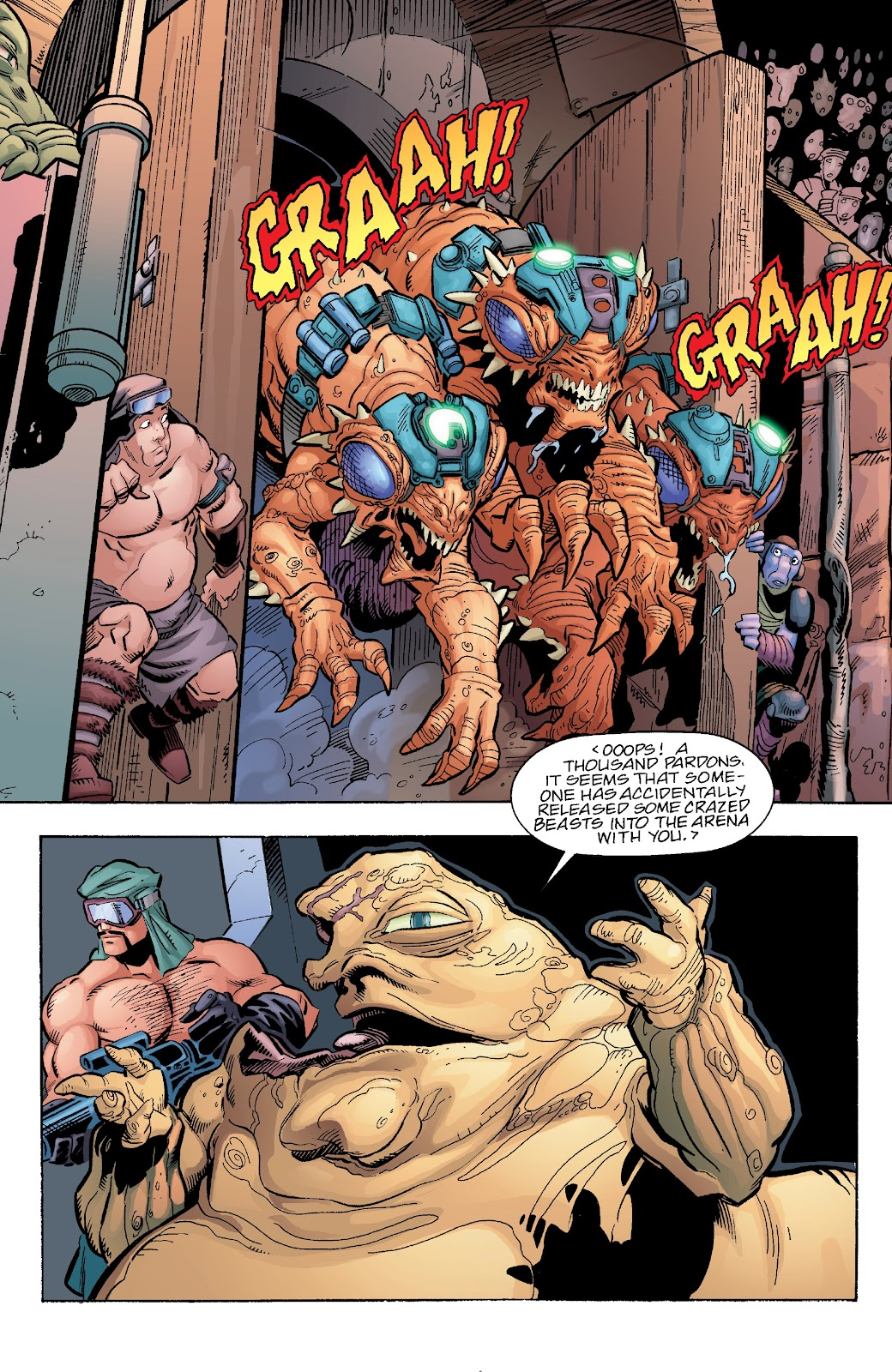 Read online Star Wars Legends Epic Collection: The Menace Revealed comic -  Issue # TPB (Part 4) - 72