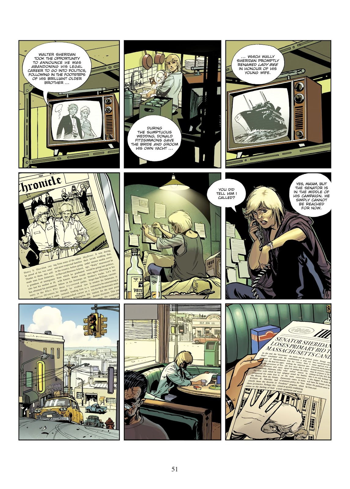 XIII Mystery issue 8 - Page 53