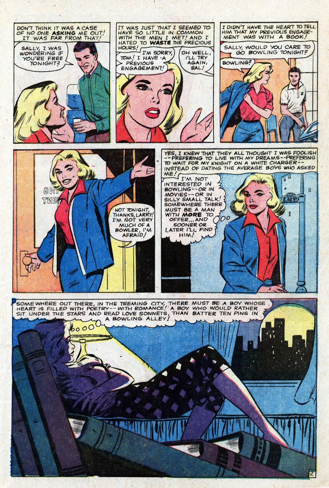 Love Romances (1949) issue 95 - Page 29