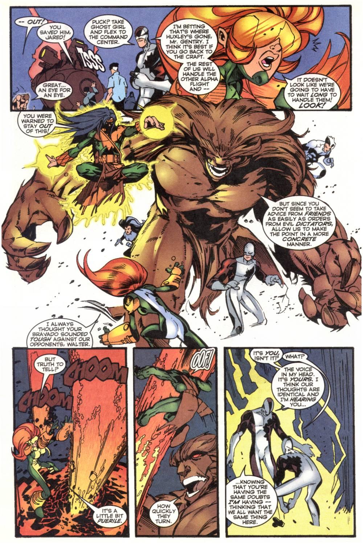 Read online Alpha Flight (1997) comic -  Issue #20 - 9