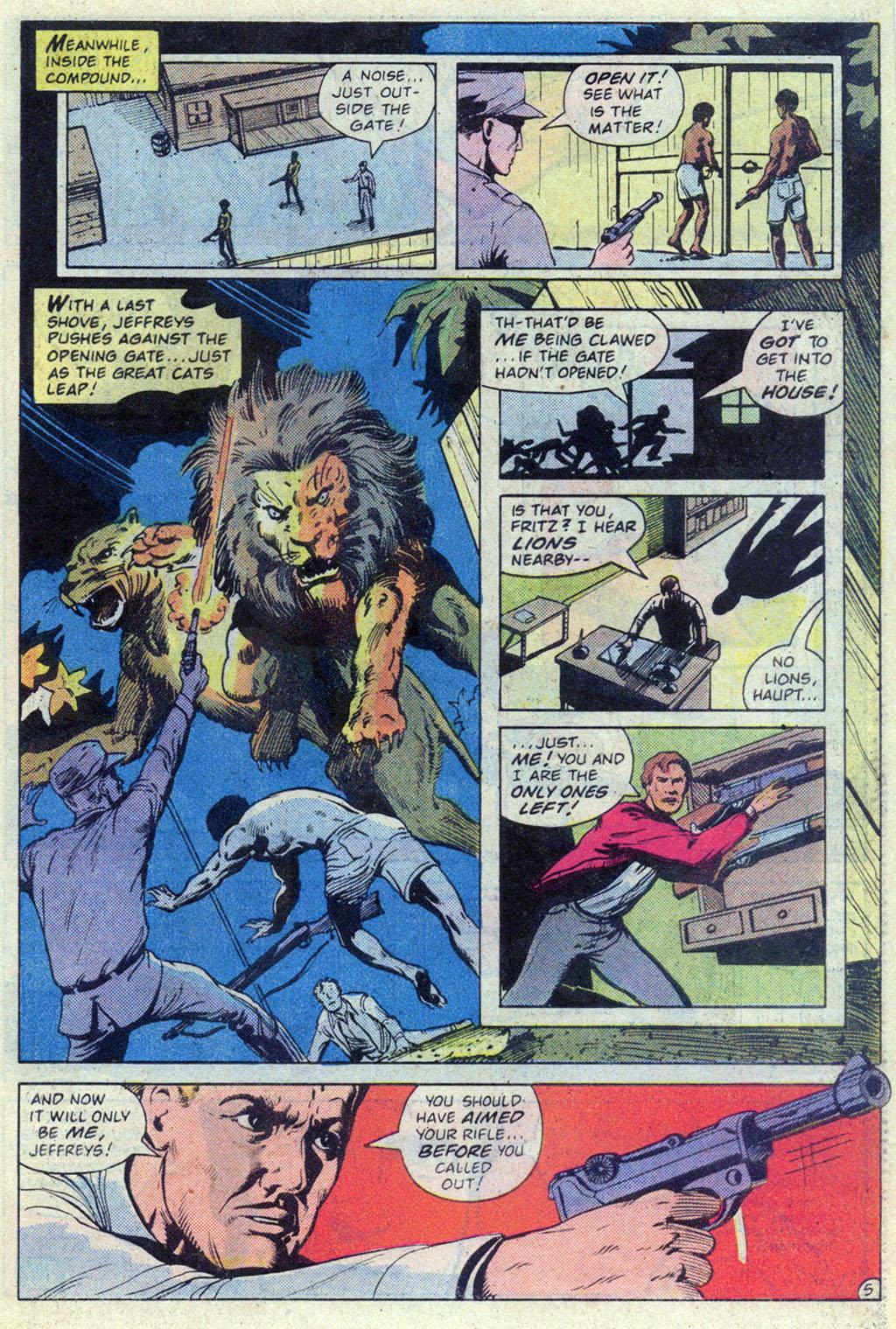 Read online Sgt. Rock comic -  Issue #369 - 23