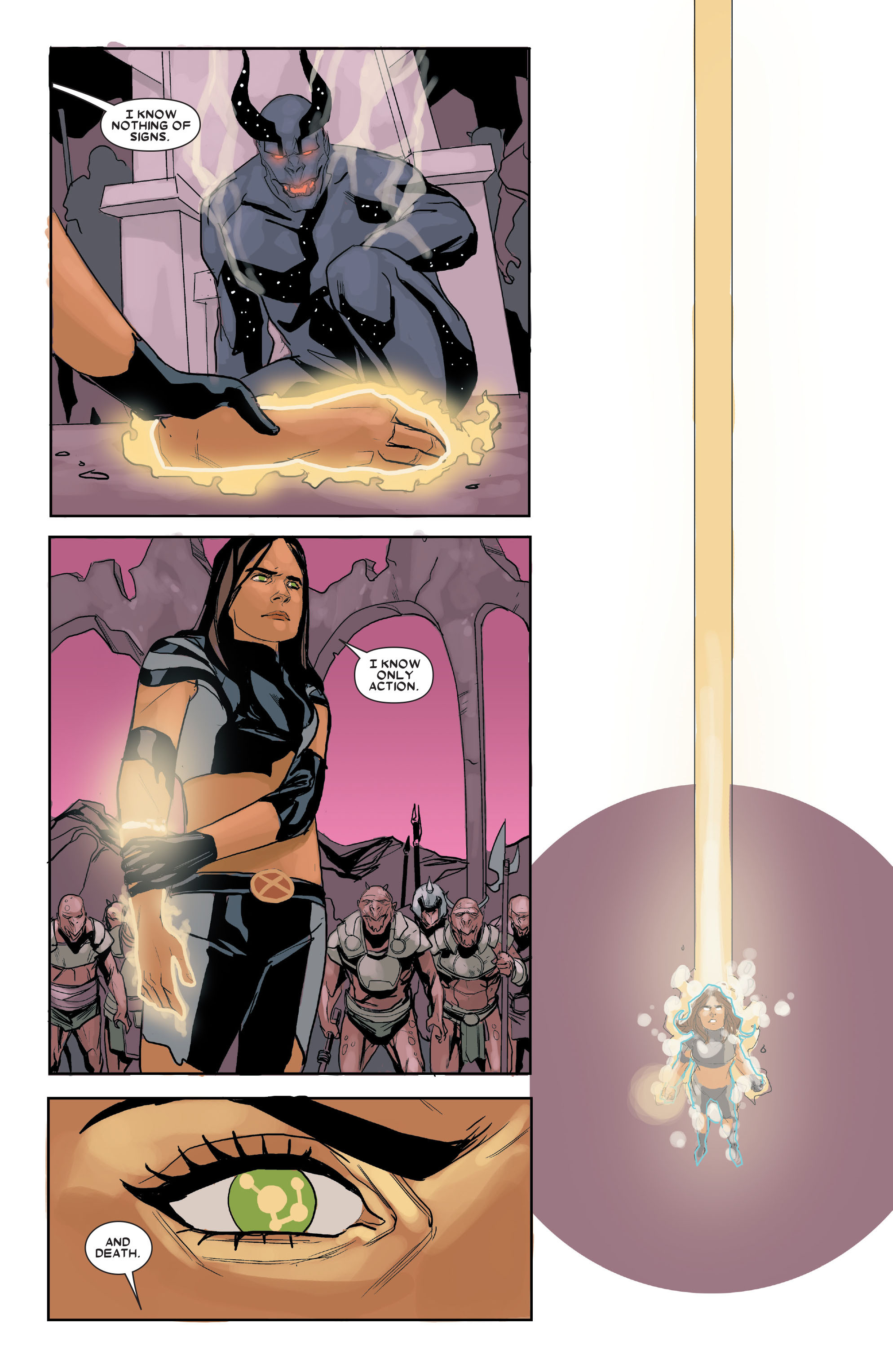 Read online X-23 (2010) comic -  Issue #16 - 13