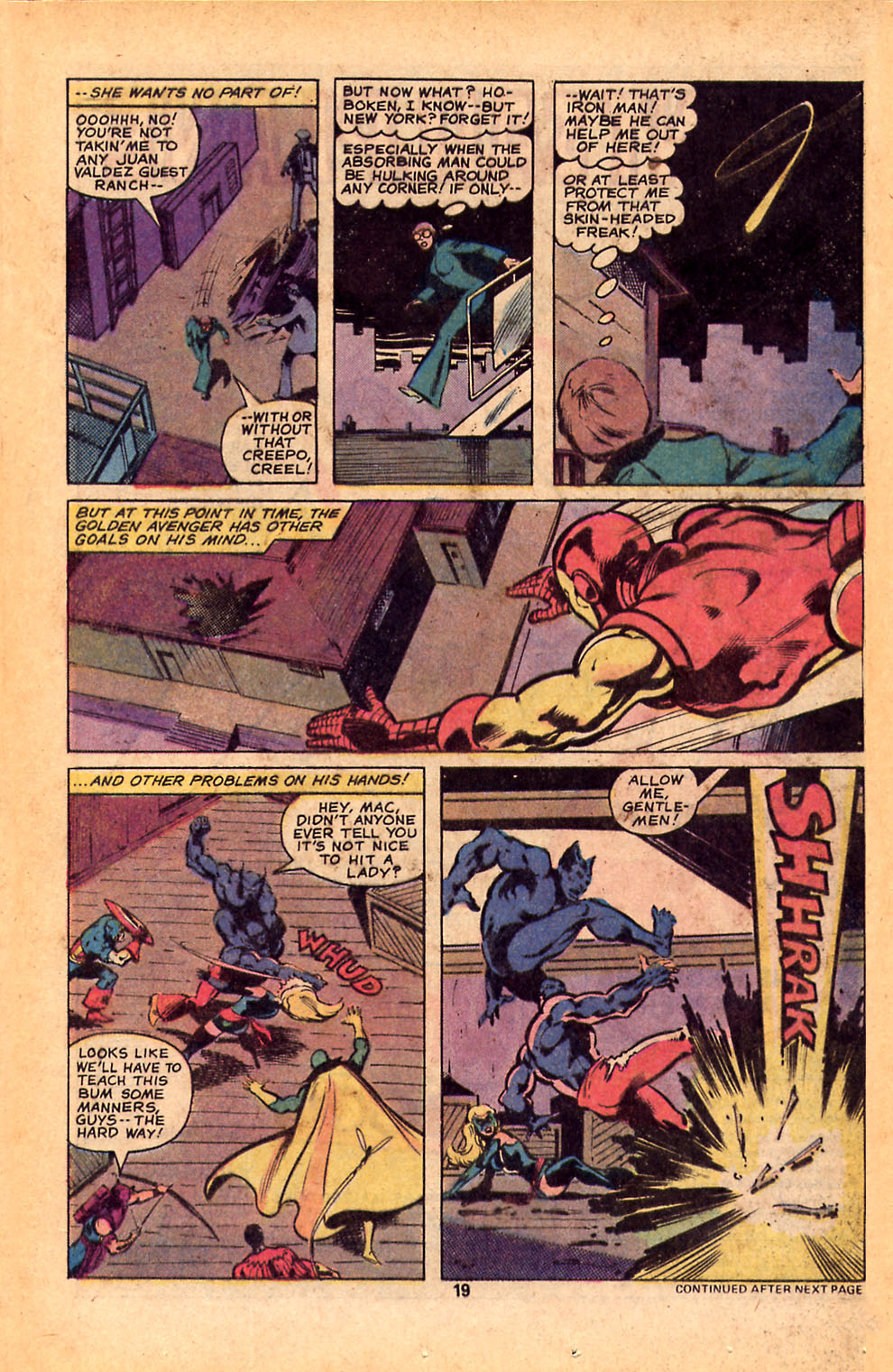 The Avengers (1963) 184 Page 13