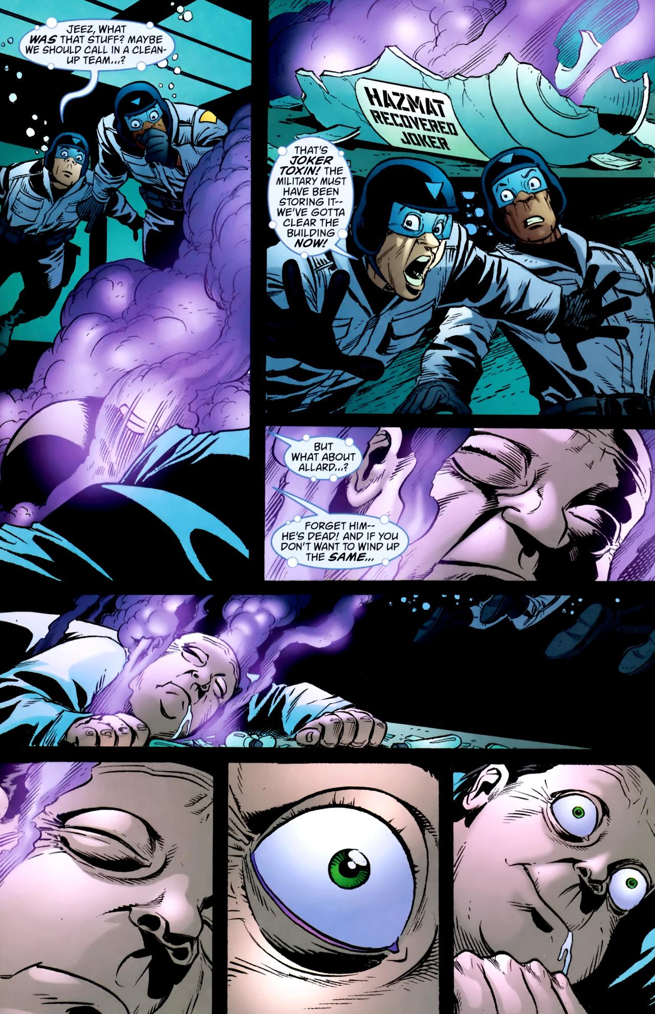 Read online Aquaman: Sword of Atlantis comic -  Issue #54 - 6