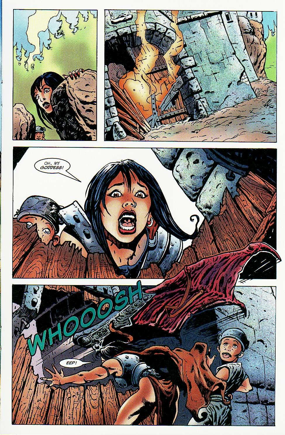 Read online Conan: Return of Styrm comic -  Issue #3 - 14