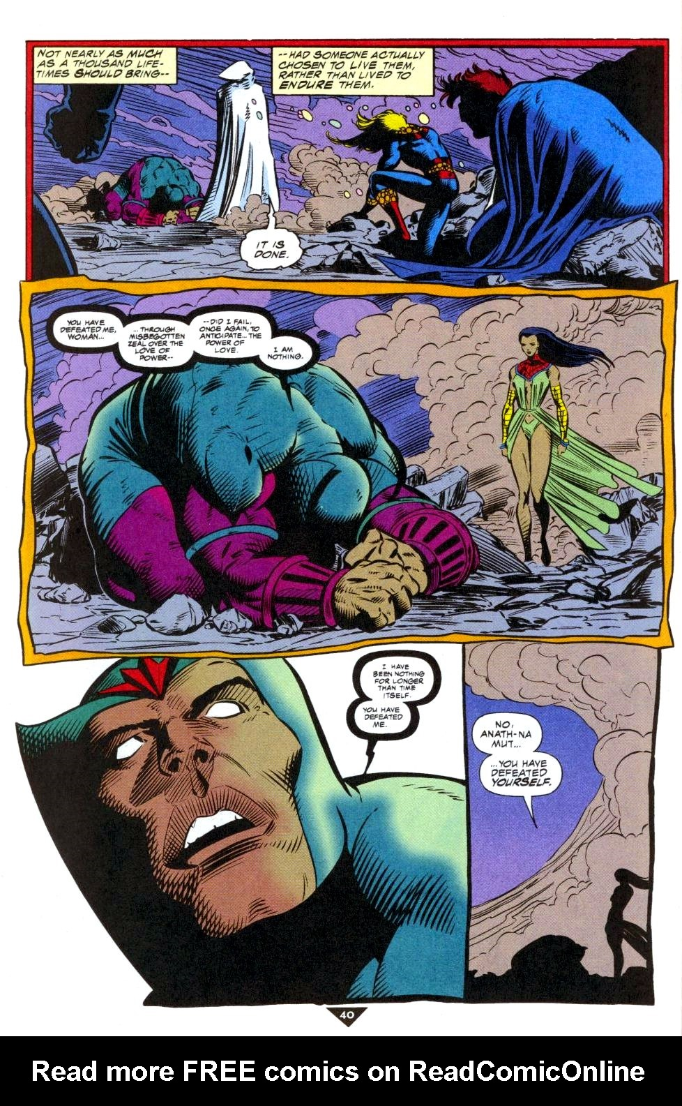 The New Warriors Issue #50 #54 - English 33