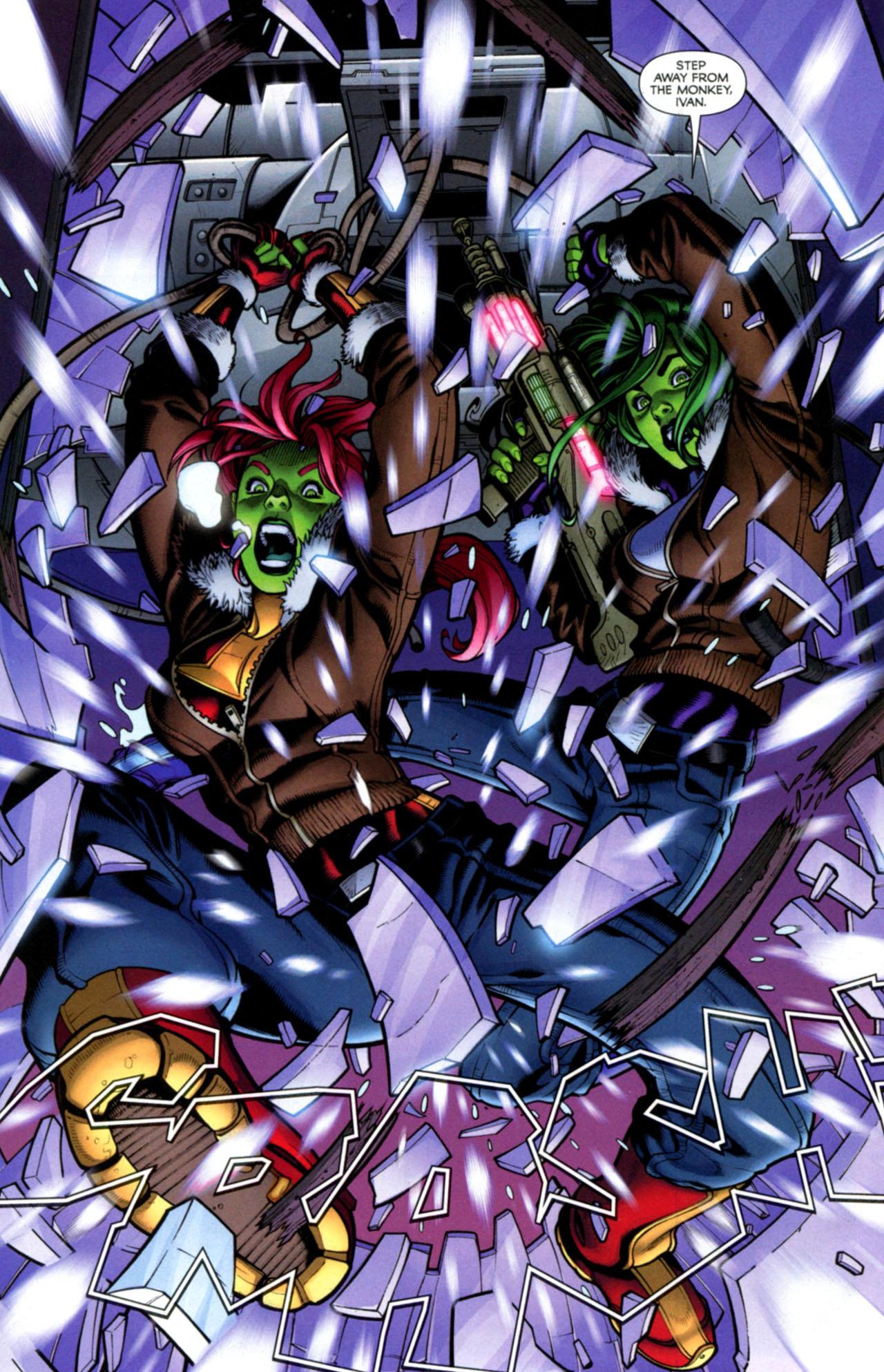 Read online She-Hulks comic -  Issue #2 - 18